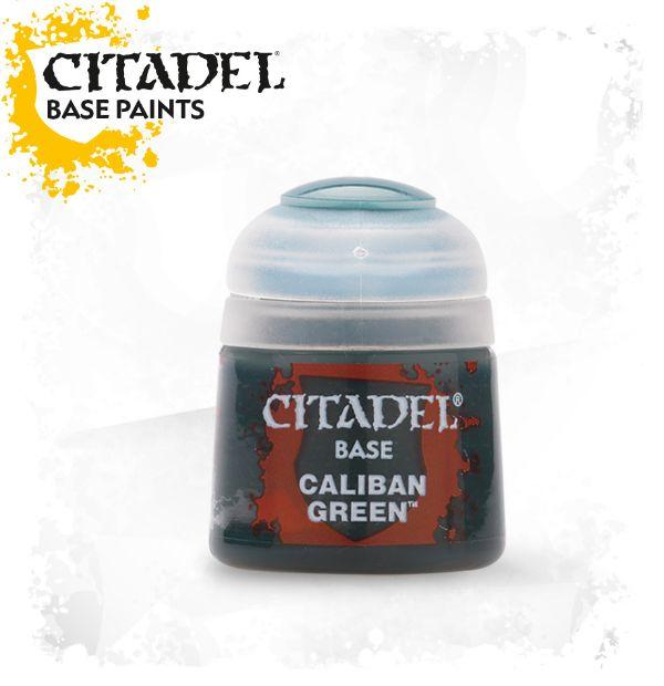 Citadel – Verf – Caliban green