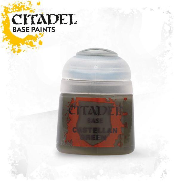 Citadel – Verf – Castellan green
