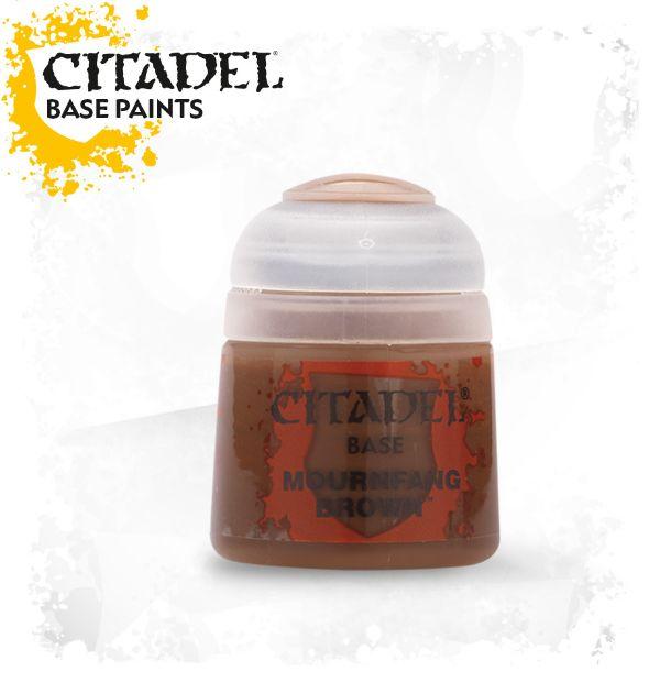 Citadel – Verf – Mournfang brown