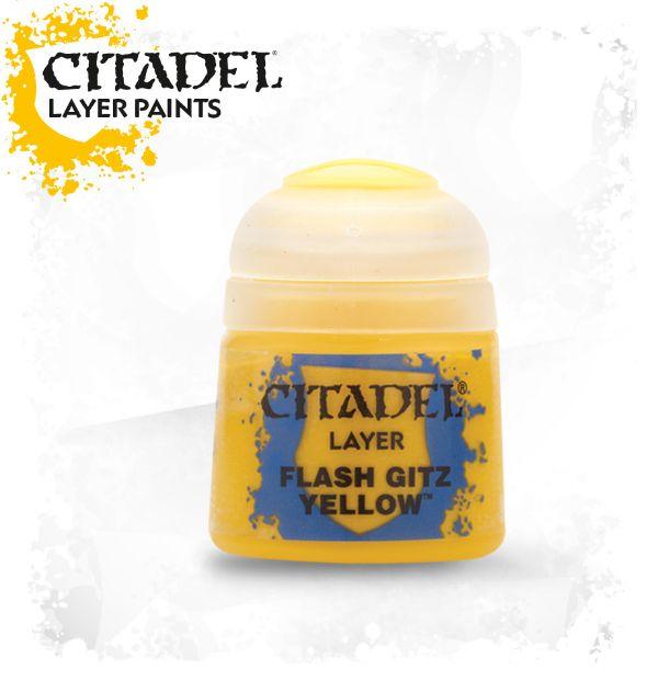 Citadel – Verf – Flash gitz yellow