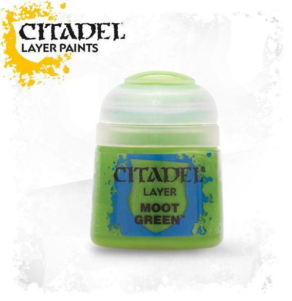 Citadel – Verf – Moot green