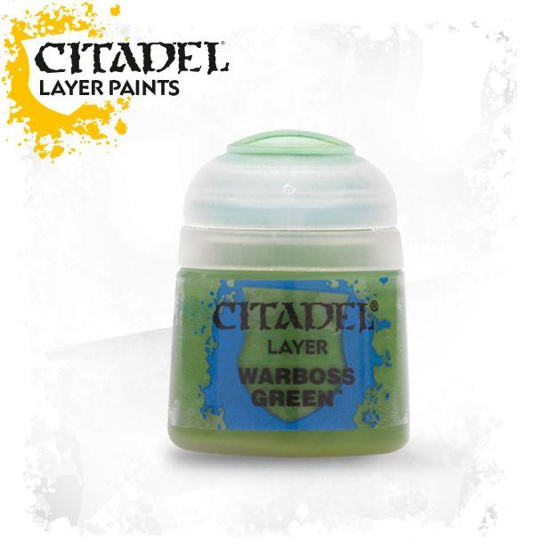 Citadel – Verf – Warboss green