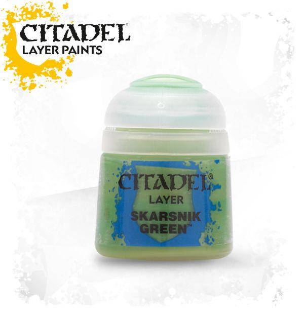 Citadel – Verf – Skarsnik green
