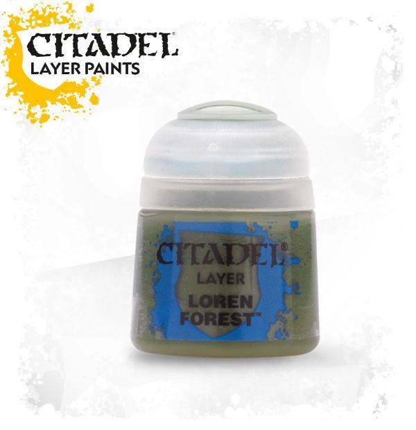 Citadel – Verf – Loren forest