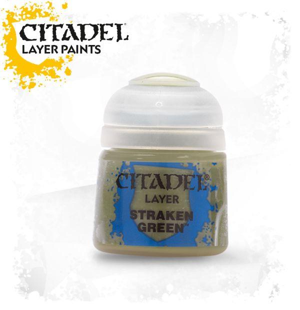 Citadel – Verf – Straken green