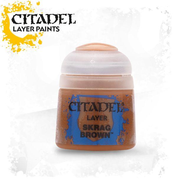 Citadel – Verf – Skrag brown