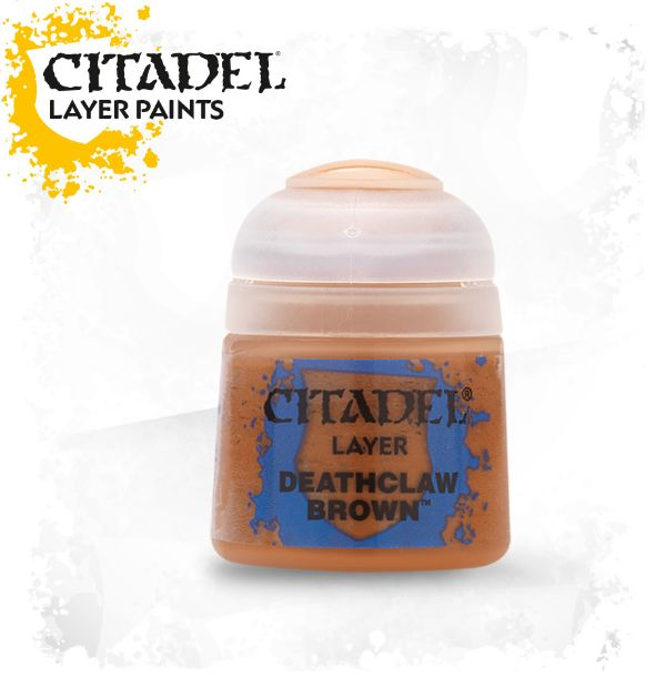 Citadel – Verf – Deathclaw brown