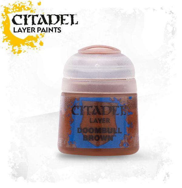 Citadel – Verf – Doombull brown