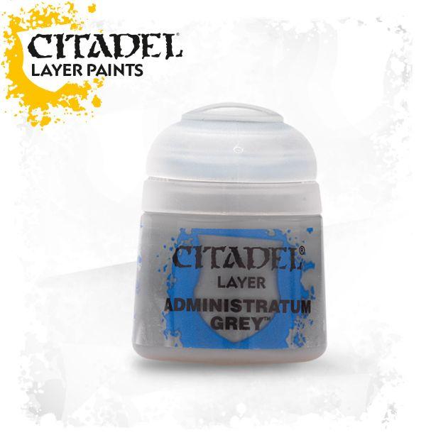 Citadel – Verf – Administratum grey
