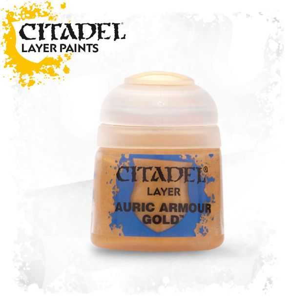 Citadel – Verf – Auric armour gold