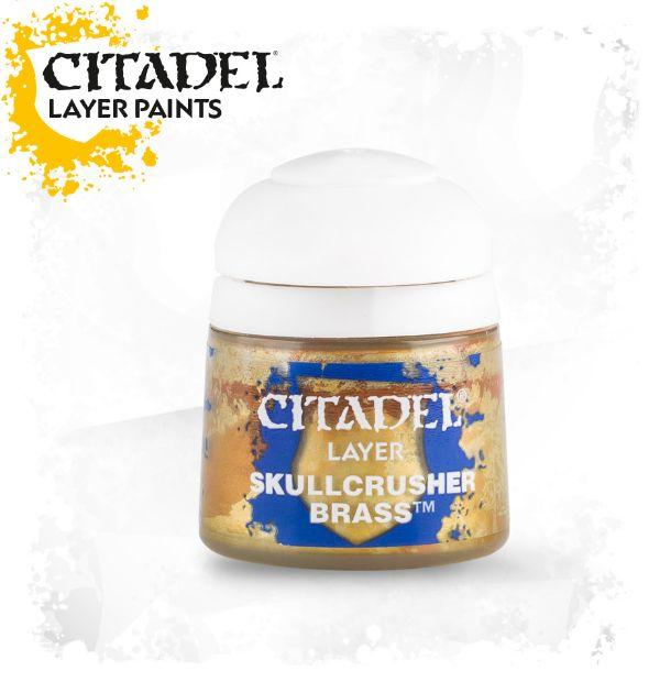 Citadel – Verf – Skullcrusher brass
