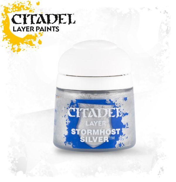 Citadel – Verf – Stormhost silver