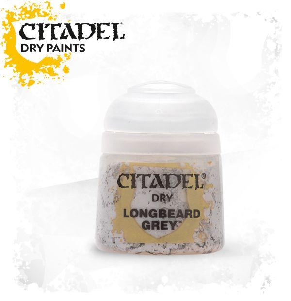 Citadel – Verf – Longbeard grey