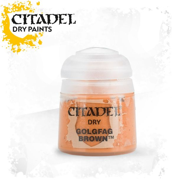 Citadel – Verf – Golgfag brown
