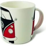 Mok Volkswagen rood/zwart