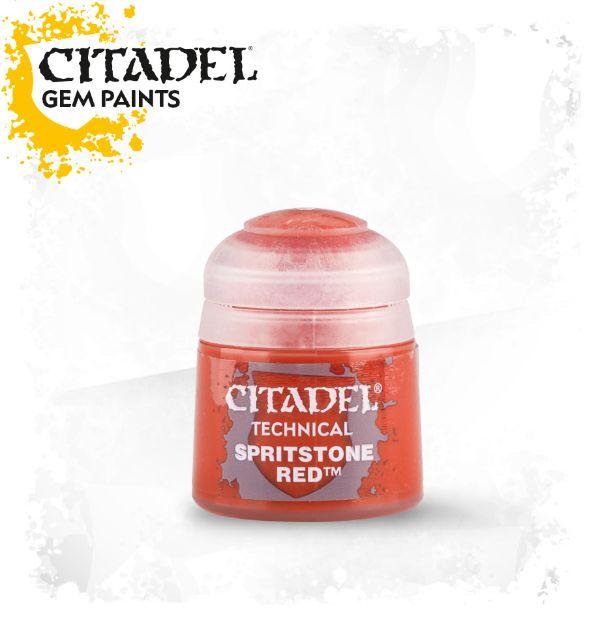 Citadel – Verf – Spritstone red