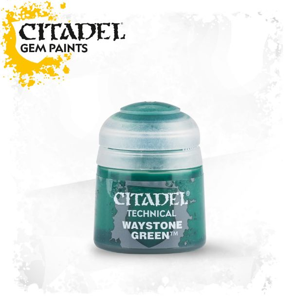 Citadel – Verf – Waystone green
