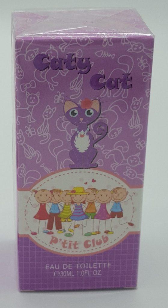 P'tit club – Eau de toilette caty cat