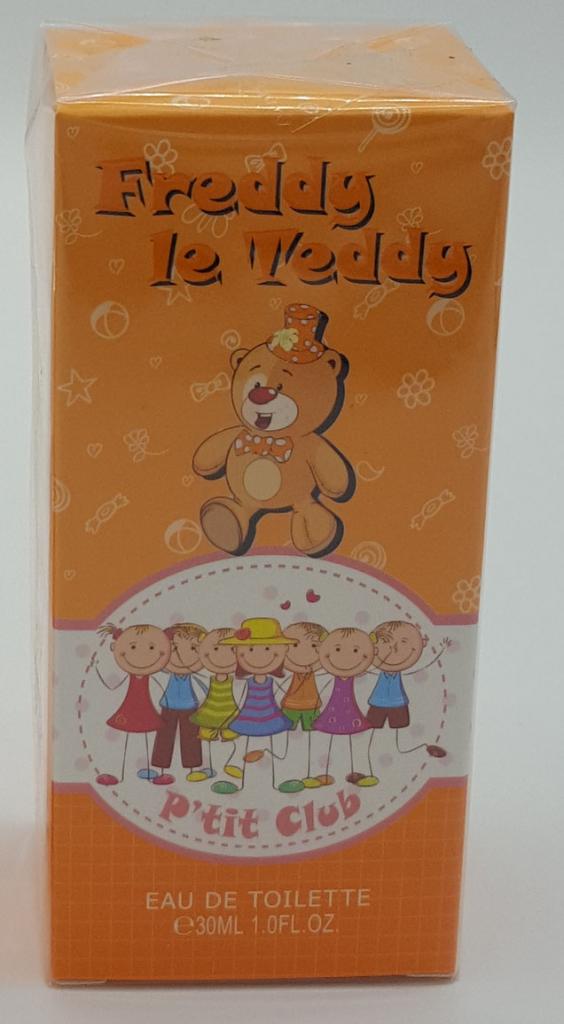 P'tit club – Eau de toilette freddy le teddy