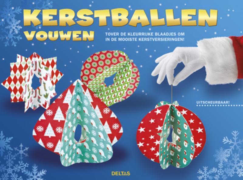 Deltas – Kerstballen vouwen