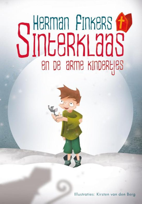 Bookie-Lookie – (Voor)leesboek Sinterklaas en de arme kindertjes