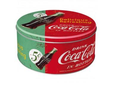 Voorraadblik – coca cola