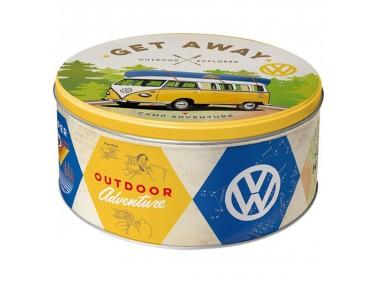 Volkswagen – voorraadblik rond – let's get away
