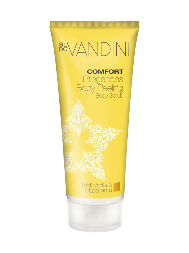 Aldo Vandini – body peeling – comfort