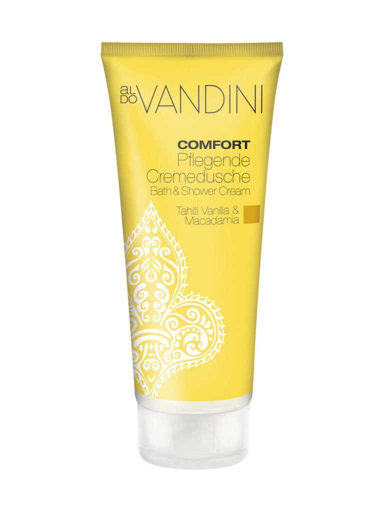 Aldo Vandini – bad/douchecreme – comfort