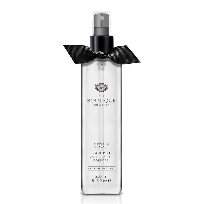 The Boutique – body mist – neroli & sea salt