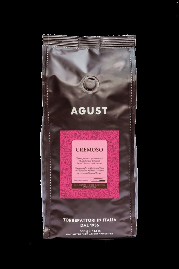 Agust – cremoso – koffiebonen