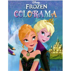 Deltas – Frozen colorama