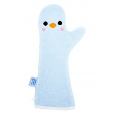Invented 4 kids – baby shower glove – pinguin