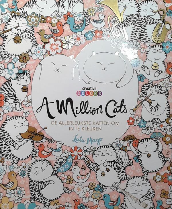 Uitg. Lantaarn – a million cats