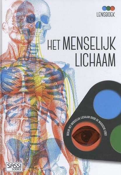Uitg. Lantaarn- het menselijk lichaam – lensboek