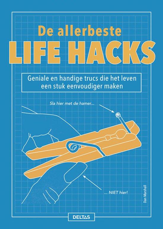Deltas – Boek de allerbeste life hacks