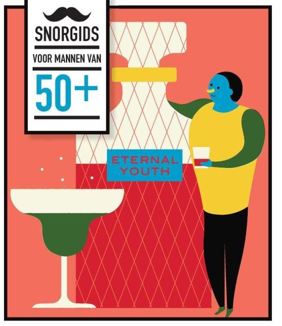 Uitg. Snor – Cadeauboek snorgids voor mannen van 50