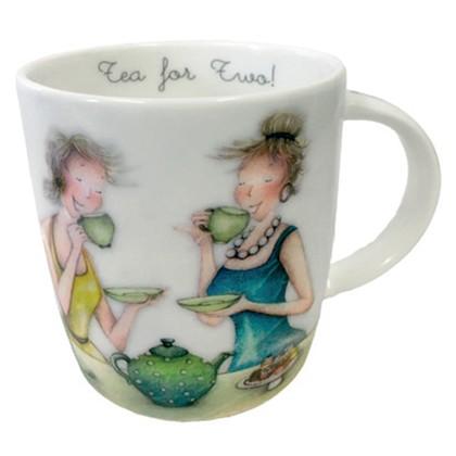 Berni Parker – mok – tea for two