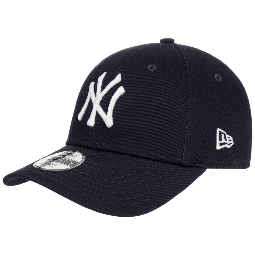 New era pet – NY Yankees 9forty MLB League BA youth – donkerblauw