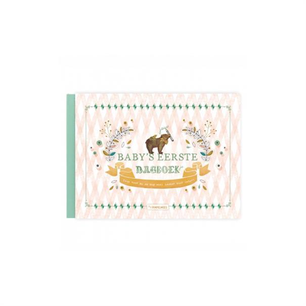 Pimpelmees – baby's eerste dagboek