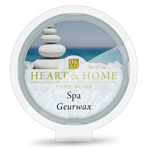 Heart & Home – Geurwax – Spa