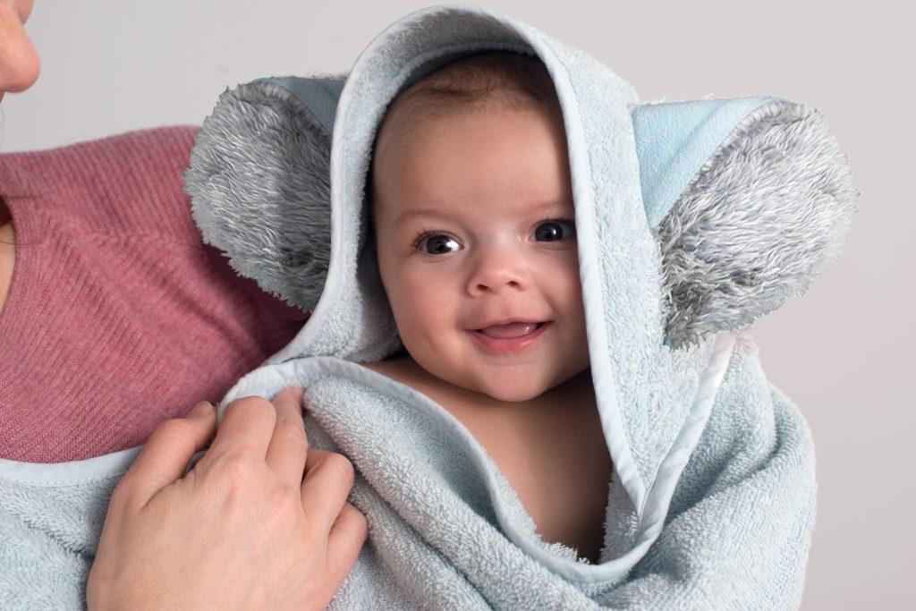 Tuby™ badcape – koala