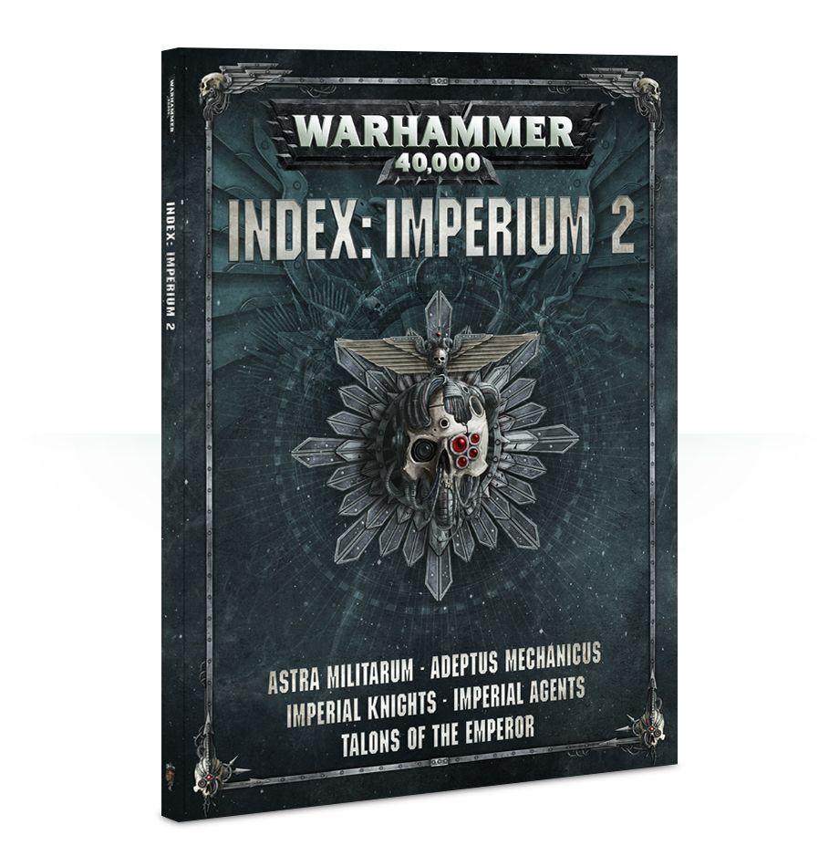 Warhammer 40,000 – index – imperium 2