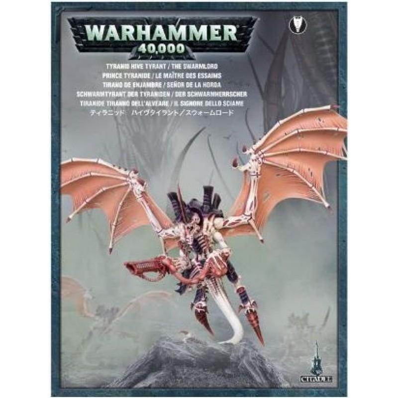 Warhammer 40,000 – tyranid hive tyrant – the swarmlord