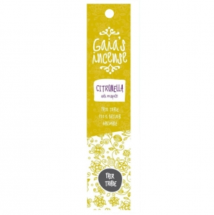 Gaia's Incense – Wierook – Citronella