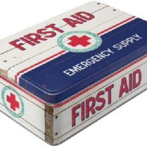 nostalgic art opbergblik first aid
