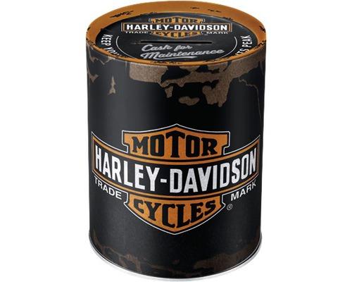 Nostalgic Art – spaarpot harley-davidson