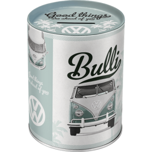 nostalgic art spaarpot volkswagen bulli