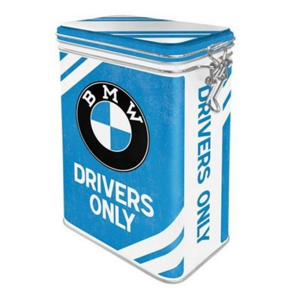 voorraadblik bmw drivers only